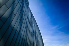 DSC_2207 (mihail.suontaus) Tags: blue sky urban lines architecture clouds finland helsinki nikon sigma minimalism d7100