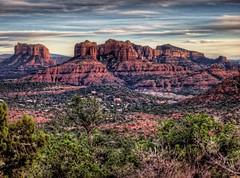 Sedona HDR (KnightedAirs) Tags: arizona mountain rock digital canon photography photo sedona grand powershot epic hdr formations s100