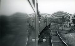img908 (OldRailPics) Tags: newcastle coast steam east kingfisher british locomotive railtour a4 society railways ltd preservation 60024
