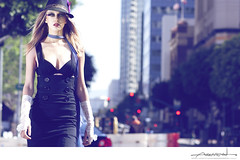 Jackie (solomon augusteyn) Tags: fashion losangeles blueeyes highfashion blondegirls