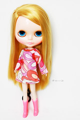 Blythe Outfit by me