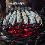 "Grilled Fish <a style=""margin-left:10px; font-size:0.8em;"" href=""http://www.flickr.com/photos/14315427@N00/6930461782/"" target=""_blank"">@flickr</a>"