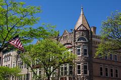 Downtown Somerville, NJ (Valentinian) Tags: newjersey downtown day tag nj clear somerville somersetcounty somervillenj