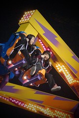 Kaeson Fun Fair Pyongyang, North Korea (Joseph A Ferris III) Tags: park amusement ride funfair northkorea pyongyang dprk kaeson