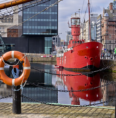 Albert Dock Liverpool (Craig Greenwood) Tags: city uk travel blue red sea portrait england holiday colour english heritage history home water beautiful beauty liverpool docks liverpooldocks landscape boats boat fisherman dock nikon europe l1 ship harrison northwest unitedkingdom britain echo sightseeing scenic historic citylights stunning historical beatles british 1855 dslr lennon johnlennon cavern fab4 ringo mccartney citycentre hdr albertdock thebeatles 2012 efc merseyside lfc everton icapture historicalcity rivermersey historicalplace historictown historicaltown thecavern citybreak gerrymarsden johnlennonairport liverpoolone liverpoolcity liverpoolphotographer flickrtravelaward d3100 nikond3100