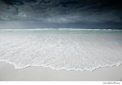 Australia (john white photos) Tags: ocean sea storm beach weather australia stormy clean southaustralia pristine portlincoln eyrepeninsula sleafordbay