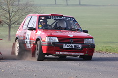 AGBO Stages Western Park 25th March 2012 (boddle (Steve Hart)) Tags: park uk cars car tarmac race truck canon march automobile stage rally steve transport racing stages telford western hart trucks steven coventry motorsports motorracing 57 motorsport 2012 peugot 205 autosport rallying automibile westernpark 600d wyken boddle agbo agborally agbostages