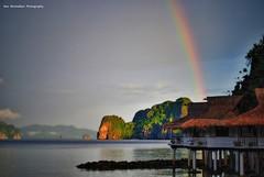 paradise found!!! (Rex Montalban Photography) Tags: philippines vignette hdr elnido palawan diffusedglow miniloc photomatix westernvisayas rexmontalbanphotography pse9 photoshopelements9