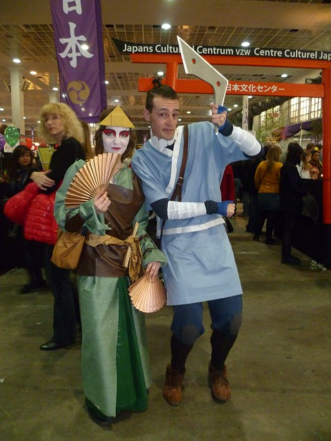 AVATAR THE LAST AIRBENDER COSPLAY!