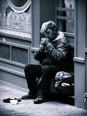 Pobreza. (Zdravko Petrov) Tags: poverty madrid spain espana pobreza