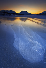 ONE SWEET AFTERNOON (~~~johnny~~~) Tags: blue light ice norway canon golden wideangle lee artic johnnymyrenghenriksen
