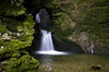 St Nectan's Glen Waterfall in Cornwall (michaelpullar) Tags: green fall nature water 35mm flow michael waterfall moss pentax running clean flowing limited pure algea k7 pullar michaelpullar