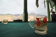 Chai with a View (Stephen Lioy) Tags: afghanistan tourism rural village border bazaar tajik faizabad badakshan