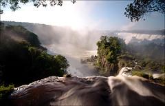 Iguazu-33 (Flowtopia) Tags: parque water de puerto nikon wasserfall brasilien falls waterfalls cataratas nacional iguazu foz density iguacu neutral langzeit argentinien d90 wasserfälle neutraldichtefilter