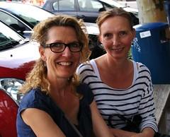Tina and Lone (os♥to) Tags: woman denmark europa europe sony zealand tina dslr scandinavia danmark a300 sjælland デンマーク osto alpha300 os♥to july2012