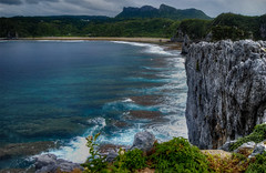 Okinawa1 (NatashaP) Tags: sea seascape japan landscape explore shore okinawa dri hdr interestingness184