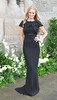 Model Kelly O'Byrne The wedding of model Aoife Cogan and rugby star Gordon D'Arcy, held at St. Macartan's Cathedral Monaghan, Ireland