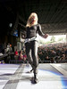 Lita Ford @ DTE Energy Music Theatre, Clarkston, MI - 07-07-12