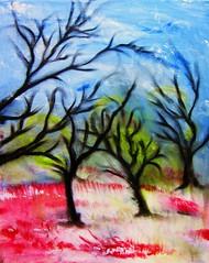 Woods (frank ahern) Tags: art painting frank woods paint ahern