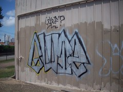 GWIZ (ddennis1964) Tags: graffiti dallas wwf gwiz