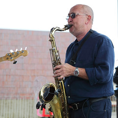 Terry Benfield 3453 (Tony Withers photography) Tags: musician music bay kent seaside band east entertainment soul deal bandstand margate whitstable saxophone oval dover herne ramsgate tenor saxophonist thanet broadstairs cliftonville isleofthanet terrybenfield sneakinsally