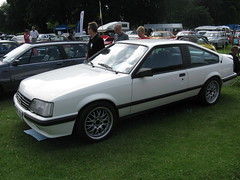 Opel Monza GS/E (nakhon100) Tags: classic cars coupe opel monza gse ronneby yougtimer