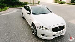 Jaguar XJL-11.jpg (CarbonOctane) Tags: white dubai shoot uae review july jaguar 2012 xj carbonoctanecom 2012jaguarxjl