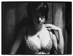 fun facts in my own trivia history: first session only without her beautiful self-designed breast piece (pixelwelten) Tags: portrait art analog mediumformat kunst hamburg sensual nah analogue delicate intimate mittelformat nachhaltig rdigerbeckmann beyondvanity jenseitsvoneitelkeit