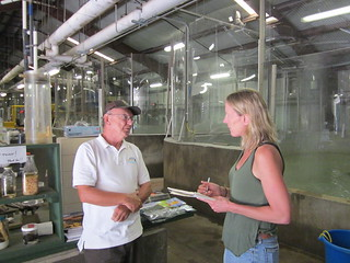 Hatchery manager interview