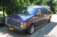 1985 Plymouth Voyager LWB (rvandermaar) Tags: plymouth voyager 1985 44npp2 lwb sidecode7 plymouthvoyager rvdm