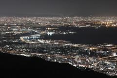 Tenrandai (halfrain) Tags: city japan night town 85mm sigma kobe  rokko osaka hanshin merrill foveon   sd1  sigma85mm sigma85mmf14 sigma8514 tenrandai sd1merrill