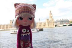 Welcomeses to da London tour!