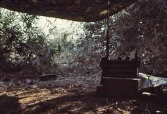 Good night (SouthWestDreams ) Tags: infantry jungle ndp artillery fo rto rvn poncholiner 1stinfdiv forwardobserver prc25 12infantry 15artillery nightdefensiveposition