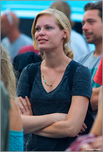 Girl in Audience