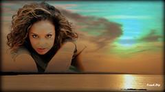 ... tra sogno e realt (FranK.Dip) Tags: desktop girls sunset wallpaper po