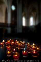 Candles Graz (Boscardin Francesco) Tags: church austria candles faith chiesa graz candele