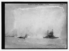 Atlantic Fleet departs, 5/18/15  (LOC)