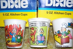 Chipmunks Fun Cups Scenes (Ultimately_Optic) Tags: simon cups alvin dixie theodore thechipmunks