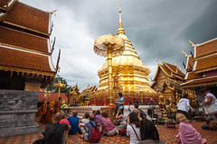 Chiang mai temple present by naturenote_E12403605-044 (10tis.com) Tags:
