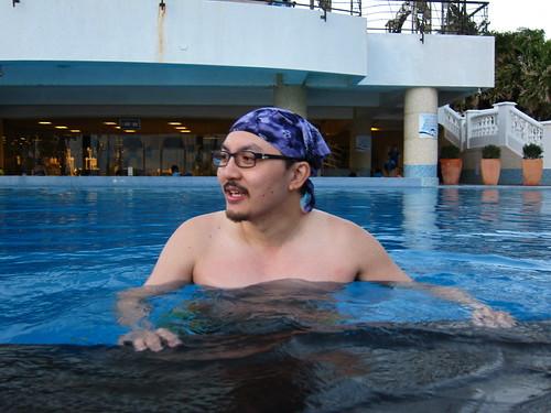 夏都游泳池