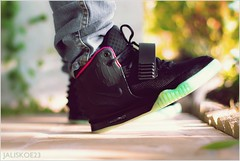 SOLAR (jaliskoe13) Tags: west dark solar glow air nike sole the in kanye wdywt yeezy