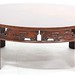 67. 20th century Chinese Circular Coffee Table