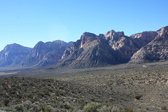 Red Rock Canyon.  Mountains in the Morning. (DigitalMosaics) Tags: redrockcanyon park travel nature outdoors amazing lasvegas hiking nevada rockclimbing naturelove nationalconservationarea placetovisit
