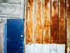 Puerta Acorazada (diegogm.es) Tags: puerta asturias olympus oxido seguridad omd chapa candado caseta em10 chabola