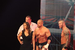 IMG_5971 (ohhsnap_me) Tags: new game night canon rebel orleans raw wrestling authority h stephanie randy hunter kane monday hhh viper triple wwe mcmahon orton the