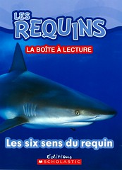 Les six sens du requin (Vernon Barford School Library) Tags: new school fish animals french reading book shark high marine underwater library libraries reads books read paperback cover smell junior sharks covers bookcover senses middle vernon undersea franais recent scent bookcovers languages nonfiction paperbacks foreignlanguages foreignlanguage barford lote softcover marineanimals secondlanguage languagesotherthanenglish vernonbarford softcovers secondlanguages 9781443145565