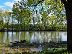 La Loire - Tours. ( Smilenow) Tags: city travel france color nature water colors landscape town roadtrip tours