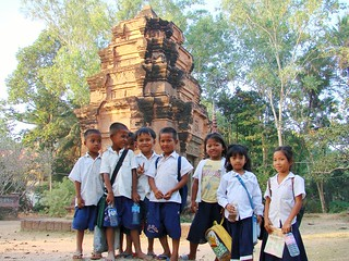 angkor - cambodge 2007 5
