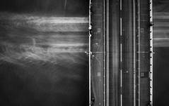 Tower Bridge - An Alternate Perspective (Fireproof Creative) Tags: street city longexposure bridge urban abstract london towerbridge blackwhite capital perspective streetphotography topdown fireproofcreative