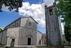 Pieve romanica (Darea62) Tags: eye tower history church window rose bell marble michelangelo cappella rosone pieve bardiglio